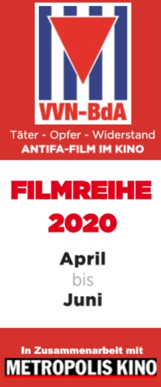Filmreihe VVN BdA April Juni