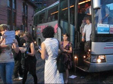 Schwarzer gf Bus