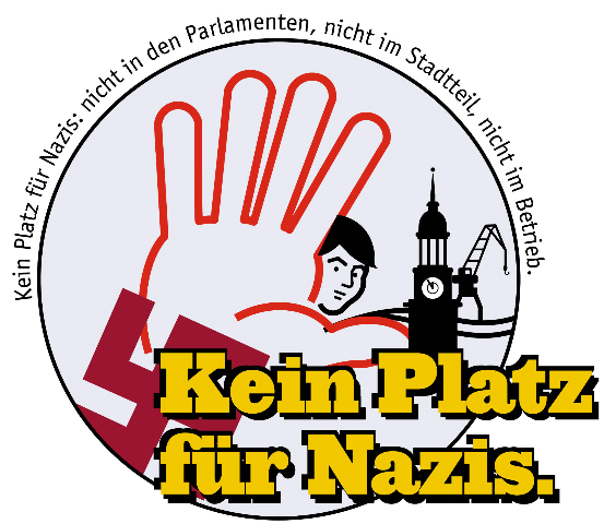 Nazi-Aufmarsch am 2.6.2012 in Hamburg blockieren